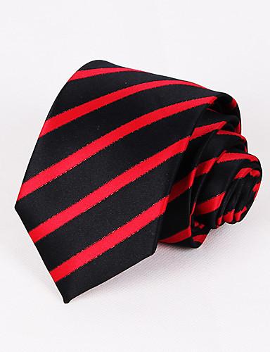 Men's Polyester Necktie Print