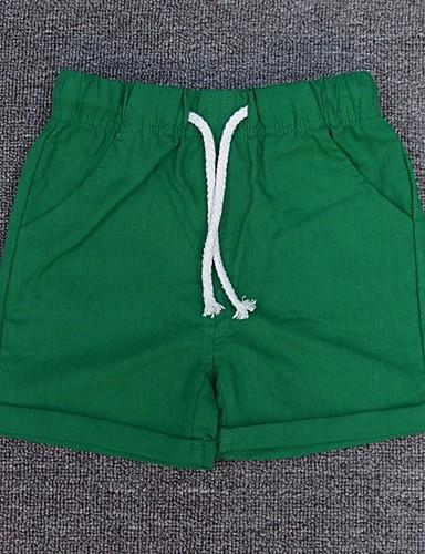 Unisex Shorts einfarbig Sommer