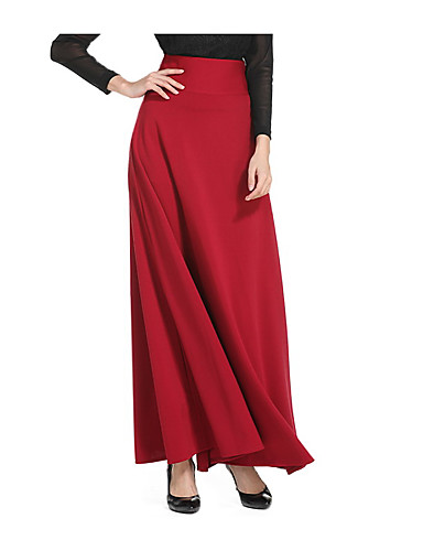 s daily going out club maxi skirts casual