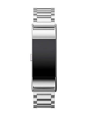 Stainless Steel Watch Band Strap Silver 20cm / 7.9 Inches 2cm / 0.8 Inches