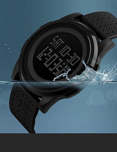 Herrn Armbanduhr Einzigartige kreative Uhr Sportuhr Kleideruhr Smart Watch Modeuhr Chinesisch digital Kalender Chronograph Wasserdicht