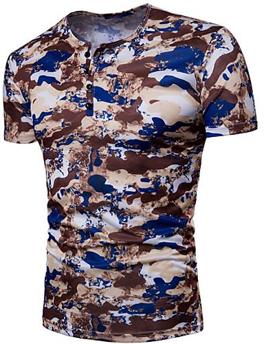 T-shirt Damskie Podstawowy Geometryczny