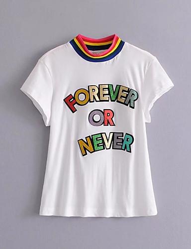 Majica s rukavima Žene Izlasci Slovo