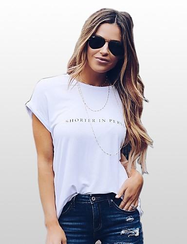 6ffa9b005a Mujer Chic de Calle Camiseta