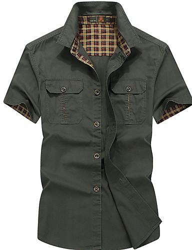 Majica Muškarci Dnevno Jednobojni