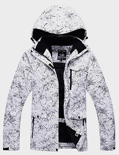 Unisex Ski Jacket Waterproof Thermal   Warm Windproof Ski   Snowboard  Winter Sports Outdoor Winter Jacket Ski Wear 878a61e5f