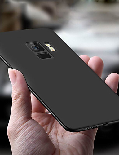 Θήκη Za Samsung Galaxy S9 / S9 Plus / S8 Plus Ultra tanko / Mutno Stražnja maska Jednobojni Mekano TPU