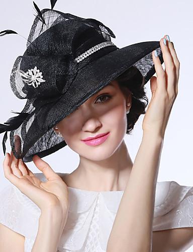 6fbac9875f4fe Elizabeth The Marvelous Mrs. Maisel Women s Adults  Ladies Retro   Vintage  Feather Net Hat Kentucky Derby Hat Fascinator Hat Hat Black Flower Headwear  ...