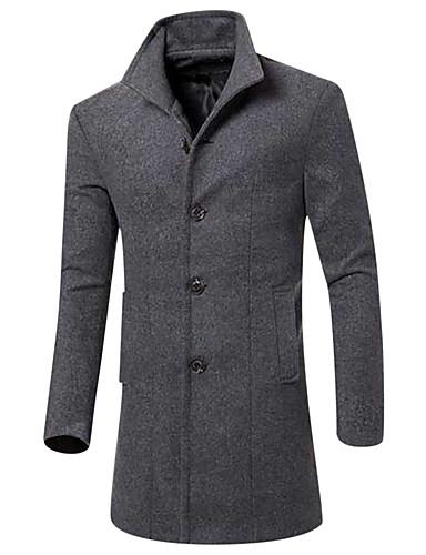 a0b230acbd6 Men s Daily   Weekend Fall   Winter Long Coat