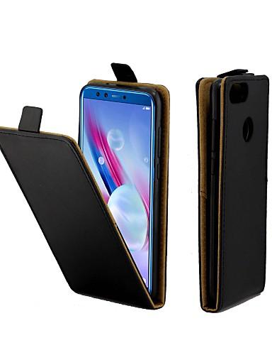Θήκη Za Huawei Huawei Honor 9 Lite Utor za kartice / Zaokret Korice Jednobojni Tvrdo PU koža