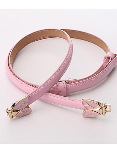 Mujer Cinturón de Cintura - Básico Un Color f2dda7ee65e4