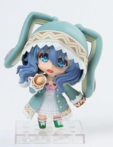 levne Cosplay a kostýmy-Anime Čísla akce Inspirovaný Date A Live Yoshino PVC 9 cm CM Stavebnice Doll Toy