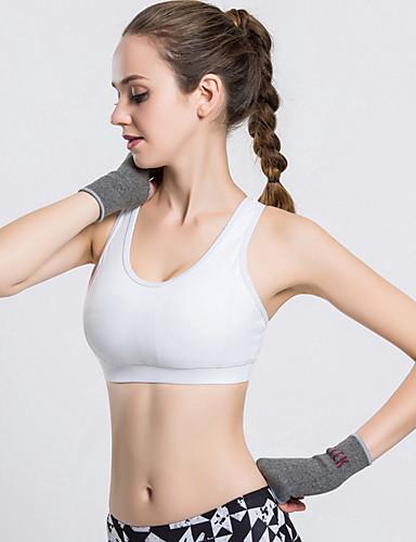 AB / ABD Beden Sexy Tam Kaplama Sutyenler Spor Sutyen Polyester