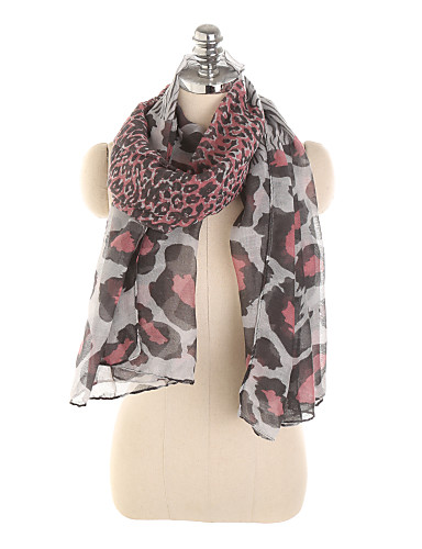b23390399253a Sleeveless Polyester Wedding / Party / Evening Women's Wrap / Women's  Scarves With Polka Dot / Color Block Shawls / Scarves