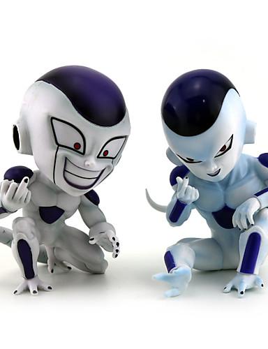 voordelige Cosplay & Kostuums-Anime Action Figures geinspireerd door Dragon Ball Frieza PVC 11 cm CM Modelspeelgoed Speelgoedpop