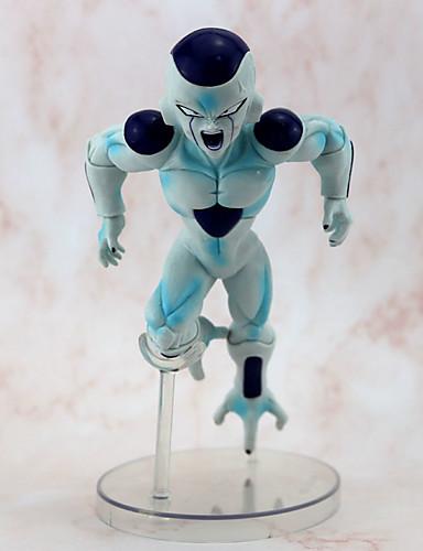 abordables Cosplay & Disfraces-Las figuras de acción del anime Inspirado por Bola de Dragón Freezer CLORURO DE POLIVINILO 17 cm CM Juegos de construcción muñeca de juguete