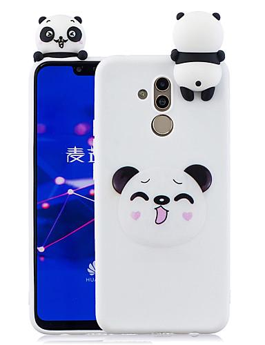 Etui Käyttötarkoitus Huawei Huawei Nova 3i / Huawei Honor 9 Lite / Huawei Honor 8X Kuvio Takakuori Piirretty Pehmeä TPU