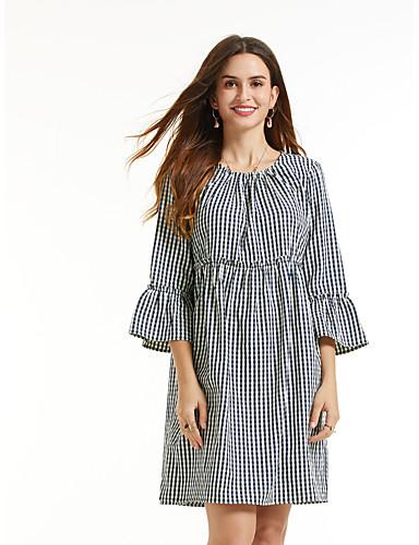 e6228b59350 Τετράγωνο Καρό, Γυναικεία Φορέματα, Αναζήτηση στο LightInTheBox