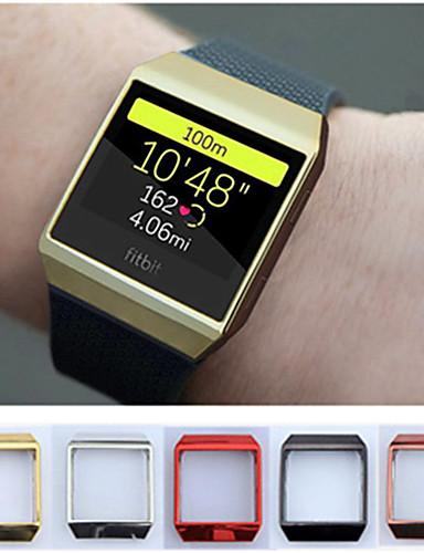 רזה אופנה רכה tpu מסך מגן מקרה עבור fitbit שעון יונית חכם