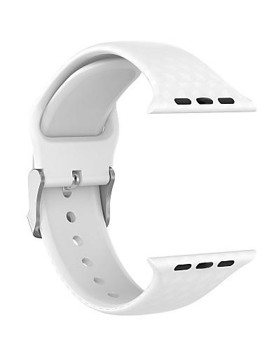 צפו בנד ל Apple Watch Series 4/3/2/1 Apple רצועת ספורט סיליקוןריצה רצועת יד לספורט