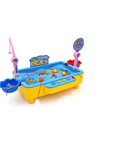 voordelige Speelgoedgereedschap-Speelgoedgereedschap Plastic & Metal Kinderen Peuter Allemaal Speeltjes Geschenk 11 pcs