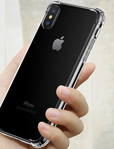 מגן עבור Apple iPhone XS / iPhone XR / iPhone XS Max עמיד בזעזועים כיסוי אחורי אחיד רך TPU