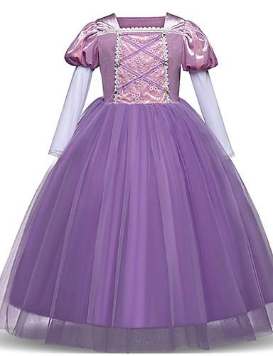 שמלה אחיד בנות ילדים