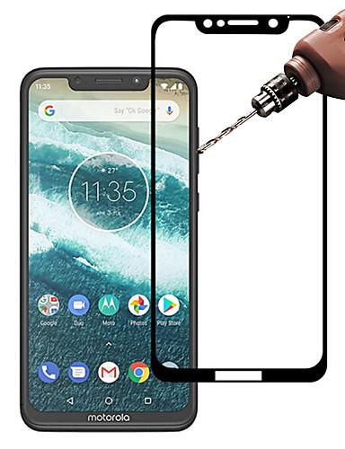MotorolaScreen ProtectorMOTO P30 Notu Yüksek Tanımlama (HD) Ön Ekran Koruyucu 1 parça Temperli Cam