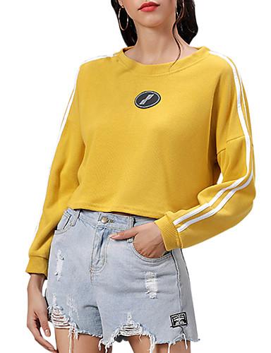 povoljno Ženske majice-Polo Žene - Osnovni Dnevno Jednobojni Kolaž Obala