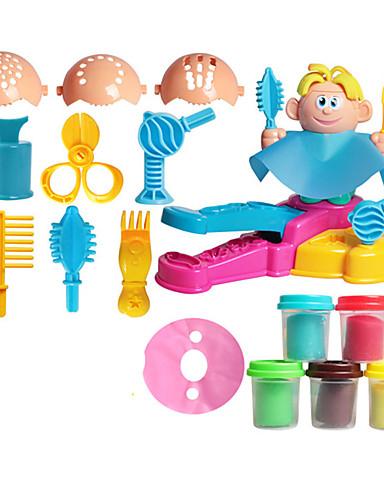 voordelige Speelgoedgereedschap-Speelgoedgereedschap Allemaal Creatief geometrisch patroon Ouder-kind interactie Kinderen Ober / Serveerster