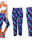 cheap Women's Bottoms-Women YOGA Running GYM sport Pants Cropped Leggings Fitness Stretch Trouser