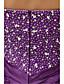 저렴한 이브닝 드레스-볼 드레스 스윗하트 비대칭 오간자 칵테일 파티 드레스 와 비즈 주름장식 으로 TS Couture®