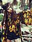 preiswerte Damen-Oberteile-Aporia.As® Damen Rundhalsausschnitt 1/2 Länge Ärmel Shirt & Bluse Multi-MZ10004