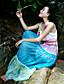 billige Jumpsuits og rompers til damer-Damer Simple I-byen-tøj Afslappet/Hverdag Flyverdragtter Højtaljede Farveblok Sommer