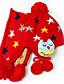 preiswerte Kindermode Accessoires-Mädchen Jungen Schal, Hut & Handschuhset Winter Strickware Gelb Rot Blau