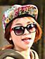 preiswerte Hüte-Damen Niedlich Party Freizeit Frühling Sommer Herbst Winter Ganzjährig Leinwand Baseball Kappe,Druck