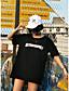 Damen Blumen Retro Ausgehen T-shirt,Rundhalsausschnitt Kurzarm Baumwolle