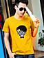 cheap Men's Tees & Tank Tops-Men's Daily Casual T-shirt