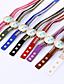 2017 Handmade Rope Bracelet Watches Women Knitted Colorful Quartz Shell Watch Casual Bracelet Woman Dress Charm Wristwatch