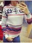 preiswerte Damen Kapuzenpullover & Sweatshirts-Damen Freizeit Aktiv Boho Lang Pullover Solide Baumwolle