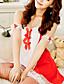 preiswerte Exotische Uniformen-Damen Spitze Teddy Nachtwäsche - Spitze Solide