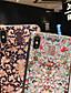 hesapli iPhone Kılıfları-Pouzdro Uyumluluk Apple iPhone XS / iPhone XR / iPhone XS Max Şoka Dayanıklı / Toz Geçirmez / Temalı Arka Kapak Çiçek PC