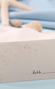Place Card - Elegant Rose (Set of 12) Placecard Holders Wedding Reception