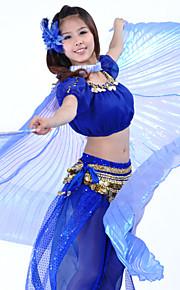 Danse tilbehør Scenerekvisitter / Isis-vinger Dame Ydeevne Polyester / Mavedans