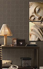 Impression sur Toile Ensembles de Toile Personnage Deux Panneaux Format Vertical Imprimé Décoration murale Décoration d'intérieur