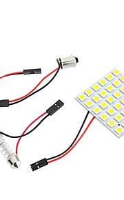 Automatisch Lampen 1W Krachtige LED 36 Interior Lights