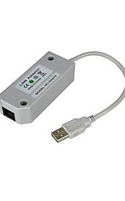 USB 2.0 LAN-adapter netwerkkaart voor nintendo wii console game