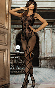 Women's Sexy Ultra Sexy Gartered Lingerie Nightwear Solid Colored