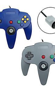 N64 PS/2 Bediengeräte für Nintendo Wii 180 Controller Verkabelt #