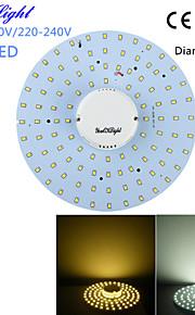 YouOKLight 1800 lm Φωτιστικό Οροφής 100 leds SMD 2835 Διακοσμητικό Θερμό Λευκό Ψυχρό Λευκό AC 110-130V AC 220-240V